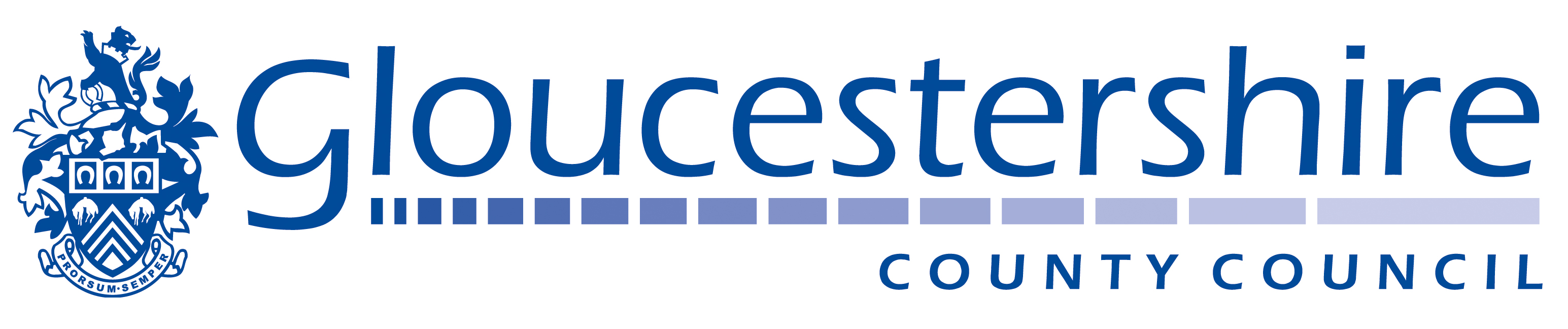 SWIM - Gloucestershire County Council Logo